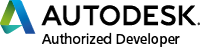 Autodesk Authorized Developer Logo