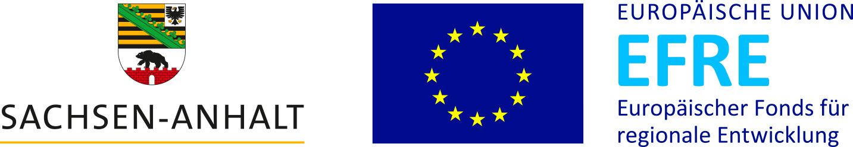 Hinweis auf Förderung aus dem Europäischen Fonds für regionale Entwicklung (EFRE)