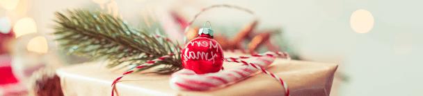 E-Mail Banner Weihnachten