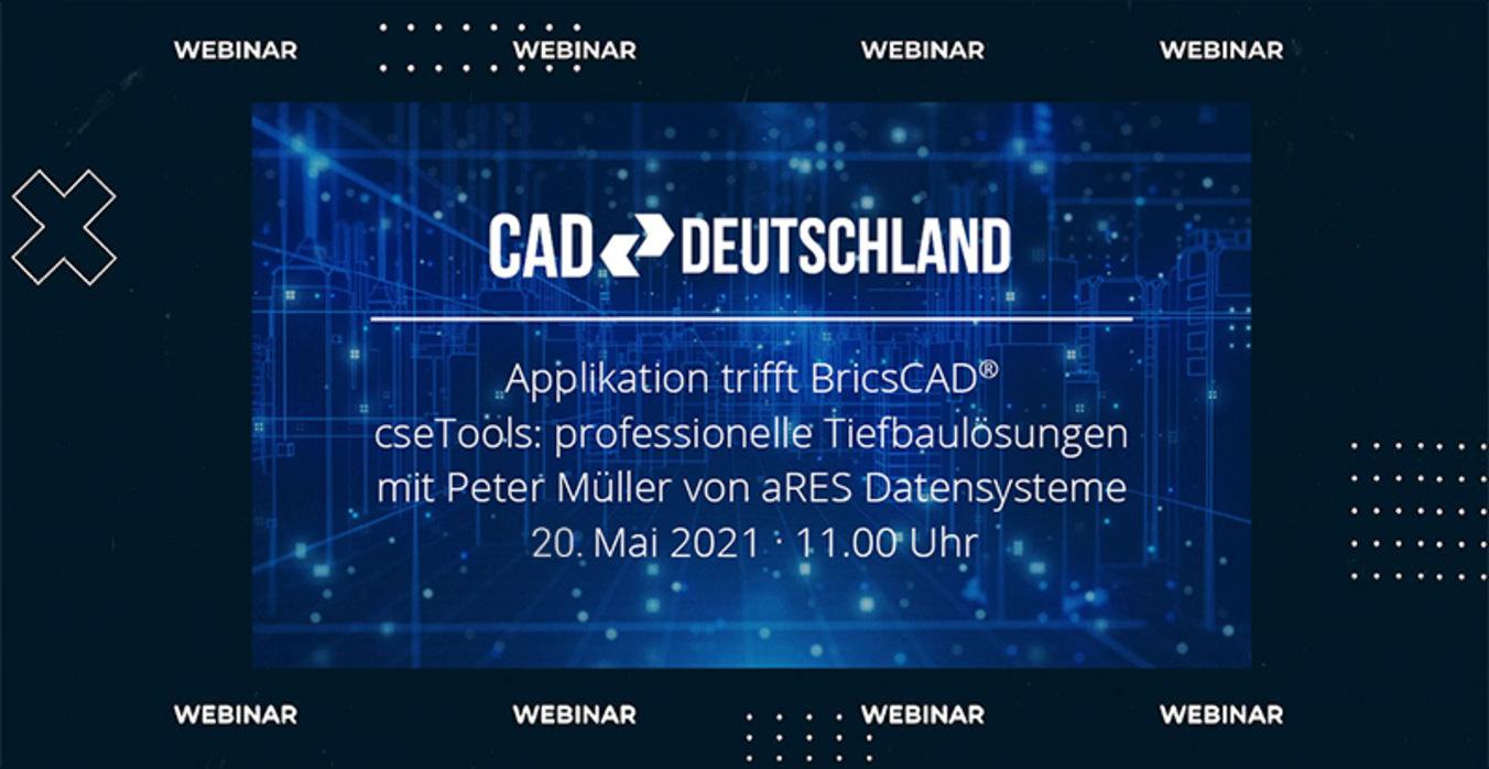Applikation trifft BricsCAD - cseTools