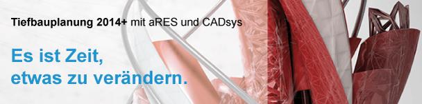 Header mit Logo aRES Datensysteme